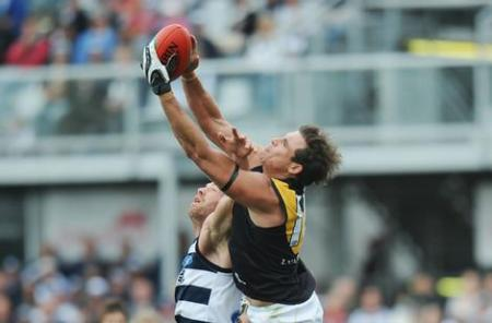 AFL football Matthew Richardson