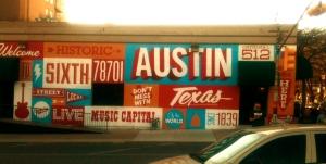 Also the actual capital of Texas.