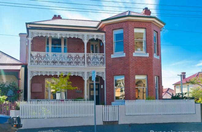 Tasmanian Mansion