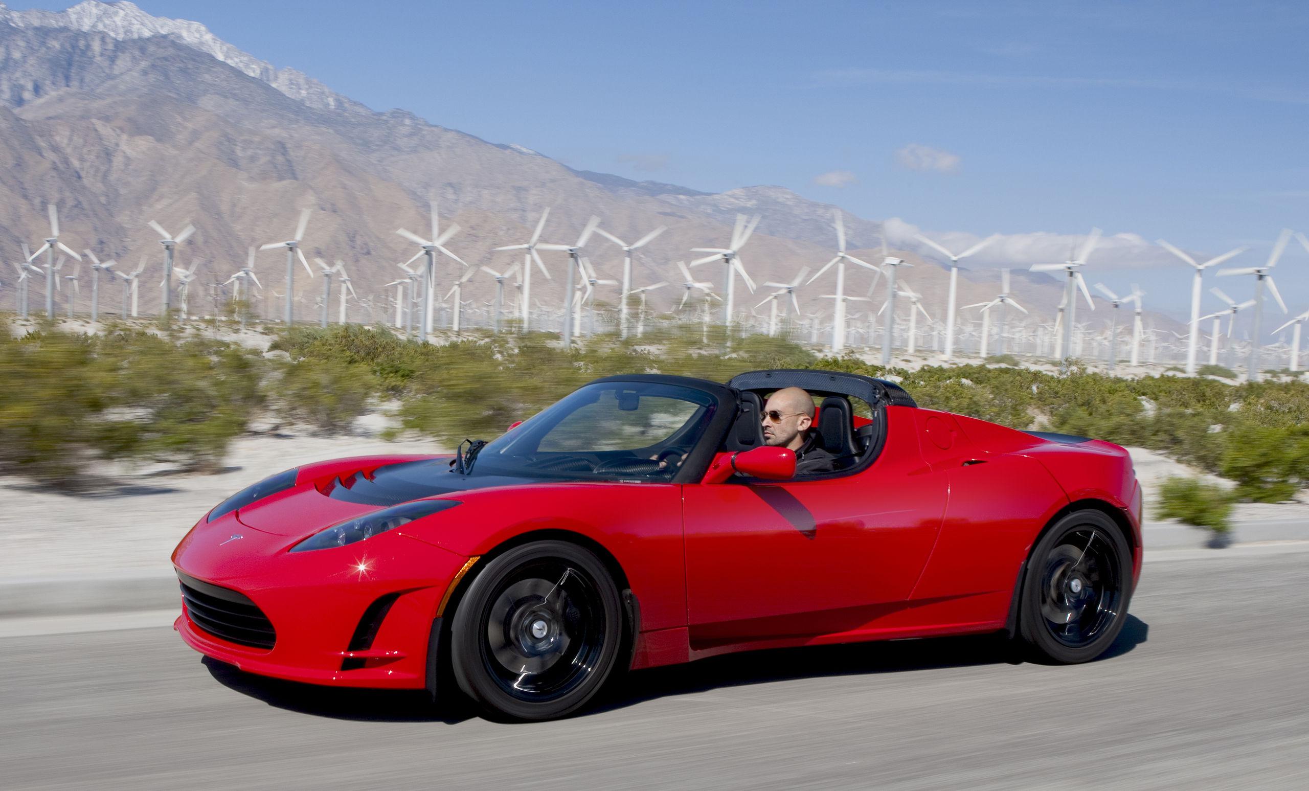 Best technology news in weeks: Electric car maker Tesla