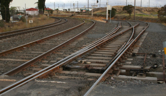 In competition policy, even an ungainly solution like dual-gauge track is not available