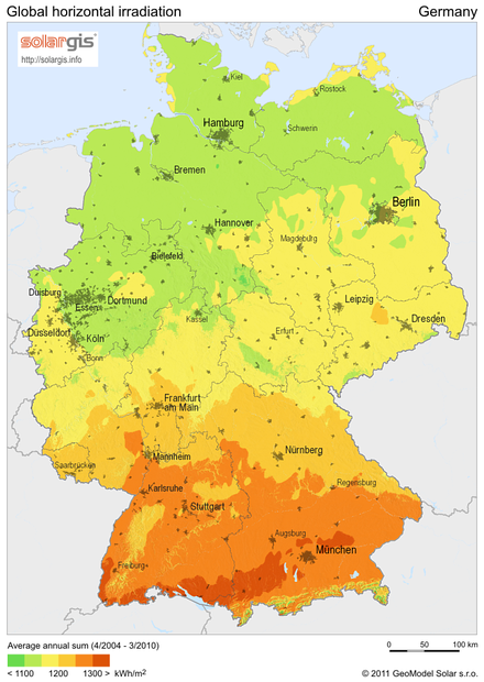 germany solar