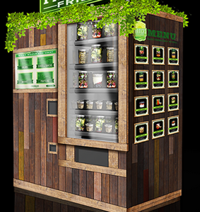 salad vending