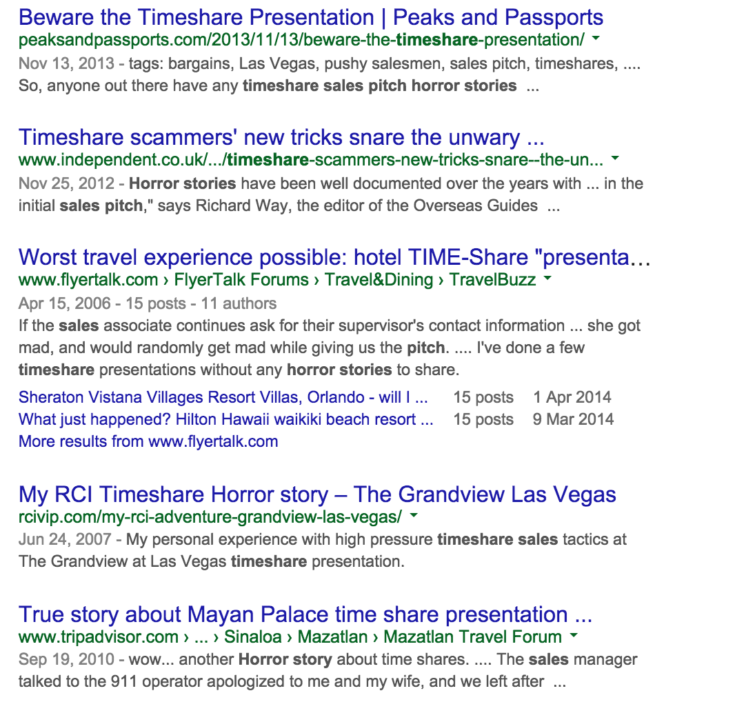 Hilton grand vacations timeshare presentation review points with.